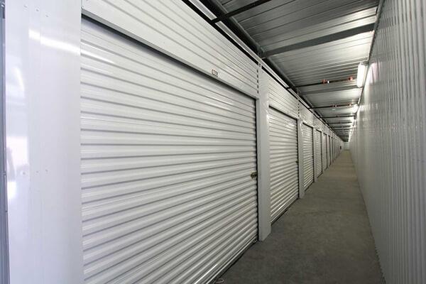 Rocklin Del Rio Self Storage units